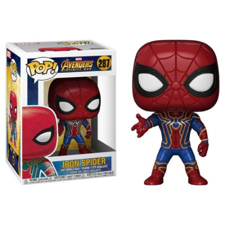 Funko Pop! Marvel: Avengers Infinity War - Iron Spider 287