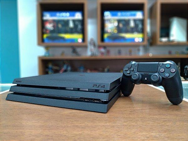 Playstation 4 Pro Recondicionado Oficial Sony