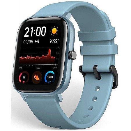Relógio Smartwatch Xiaomi Amazfit GTS Steel Blue A1914
