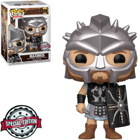 Funko Pop Gladiator Maximus w/ Helmet Special Edition 859