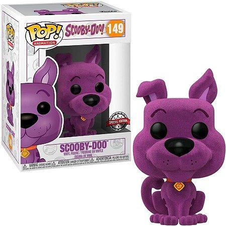 Funko Pop Scooby-Doo Flocked Special Edition 149