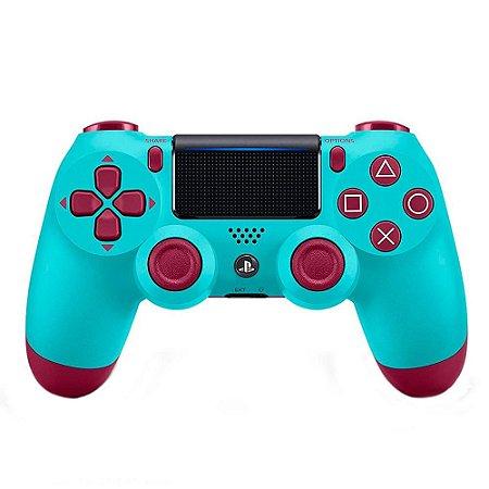 PS4 Controle DualShock 4 Berry Blue