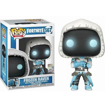Funko Pop Fortnite 3 Frozen Raven 567
