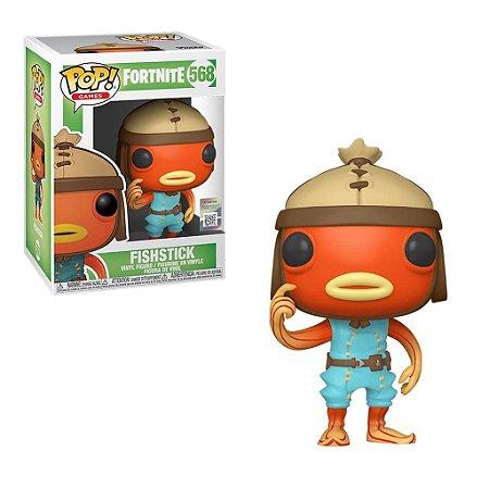 Funko Pop Fortnite Fishstick 568