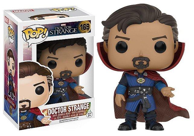Funko Pop Doctor Strange Doctor Strange 169