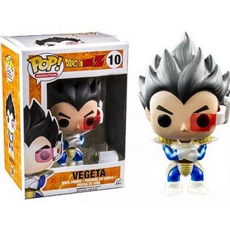 Funko Pop Dragon Ball Z Vegeta 10