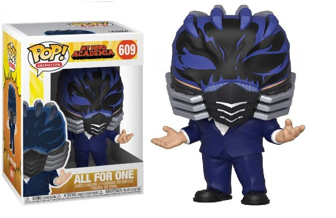 Funko Pop My Hero Academia S3 All For One 609