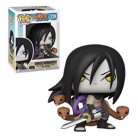 Funko Pop Naruto Orochimaru 729