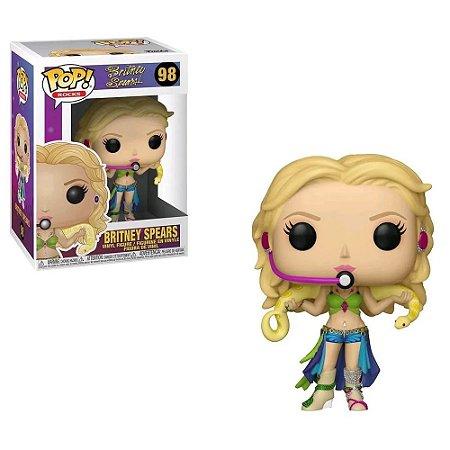 Funko Pop Rocks Britney Spears 98