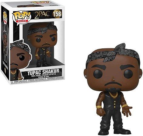 Funko Pop Rocks 2Pac Tupac Shakur 158