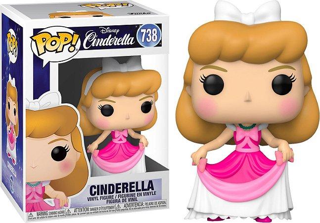 Funko Pop Disney Cinderella Fairy Cinderella 738