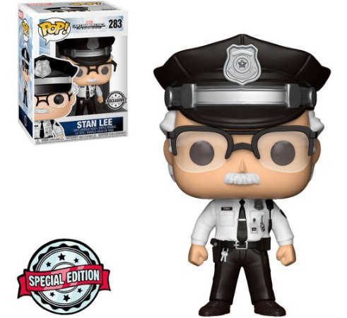 Funko Pop Marvel Stan Lee Security Guard 283