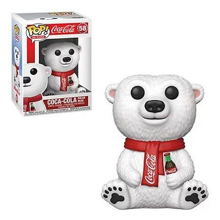 Funko Pop Coca-Cola Polar Bear 58