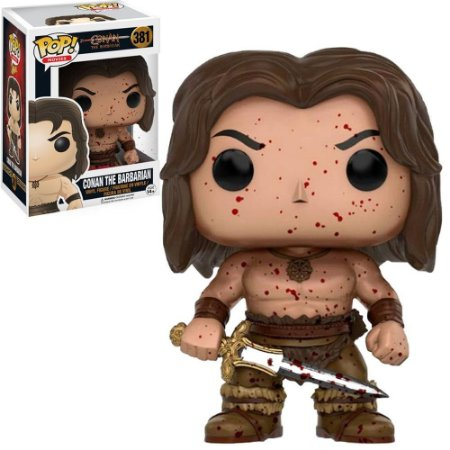 Funko Pop Conan The Barbarian CONAN (BLOODY) 381