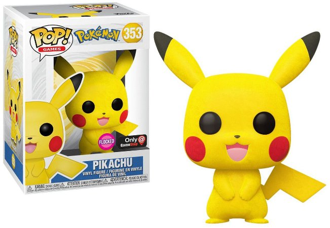 Funko Pop Pokémon Pikachu *EX* 353