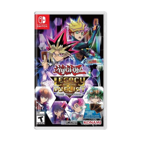 Switch Yu-Gi-Oh! Legacy of the Duelist: Link Evolution