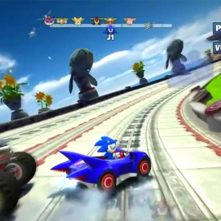 Xbox 360 Sonic & Sega All-Stars Racing With Banjo-Kazooie