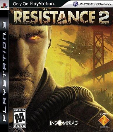 PS3 Resistance 2 [USADO]