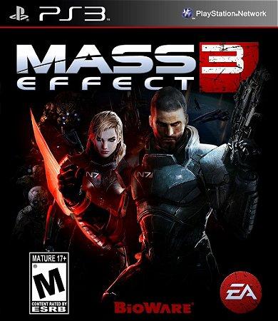 PS3 Mass Effect 3 [USADO]