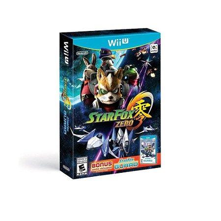 WIIU Star Fox Zero + Star Fox Guard