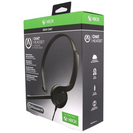 Xbox One Chat Headset PowerA