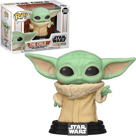 Funko Pop Star Wars Mandalorian Baby Yoda The Child 368