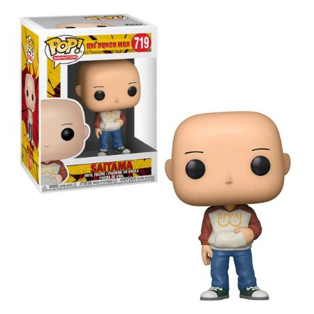 Funko Pop One Punch Man Saitama 719