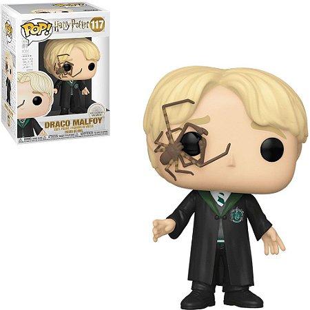 Funko Pop Harry Potter 6 Draco Malfoy w/ Spider 117