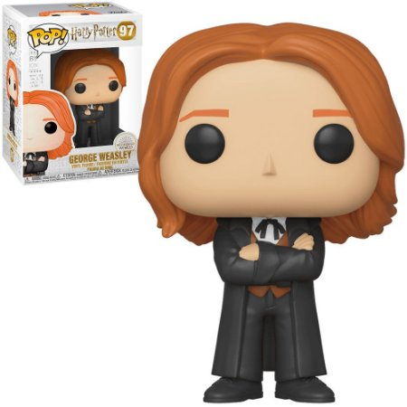 Funko Pop Harry Potter 6 George Weasley 97