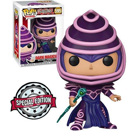 Funko Pop Yu-Gi-Oh Dark Magician 595