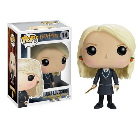 Funko Pop Harry Potter Luna Lovegood 14