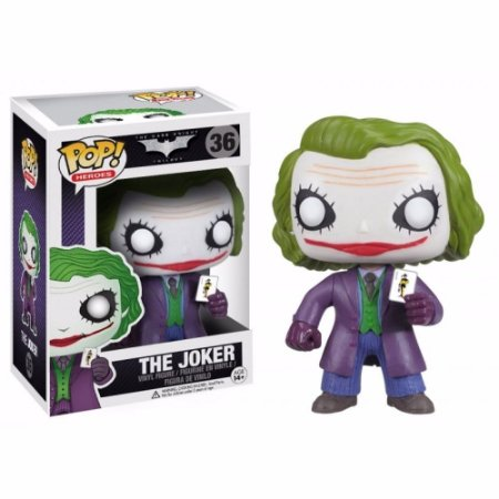 Funko Pop Heroes Batman Dark Joker 36
