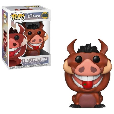 Funko Pop Disney Lion King 2 Luau Pumbaa 498