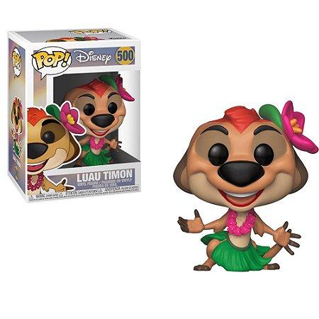 Funko Pop Disney Lion King 2 Luau Timon 500