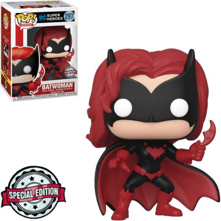 Funko Pop Heroes Batwoman Action Pose 297