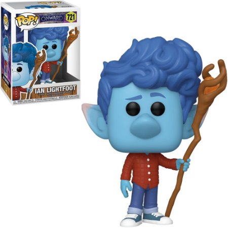 Funko Pop! Disney: Onward - Ian Lightfoot 721