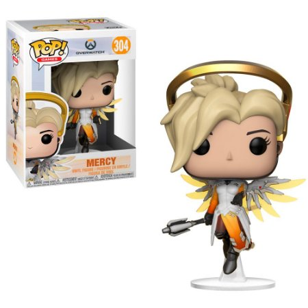 Funko Pop! Games: Overwatch - Mercy 304