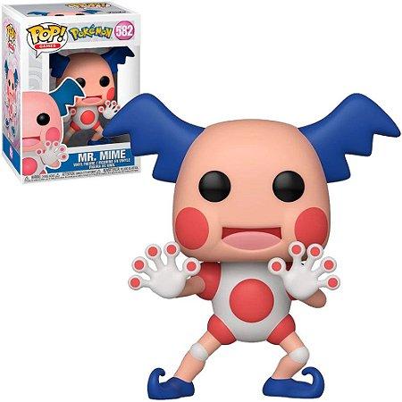 Funko Pop! Games: Pokemon - Mr. Mime 582
