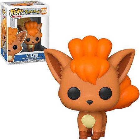 Funko Pop! Games: Pokemon - Vulpix 580