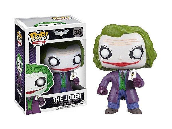 Funko Pop! Heroes: Batman The Dark Knight Trilogy - The Joker 36
