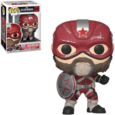 Funko Pop! Marvel: Black Widow - Red Guardian 608
