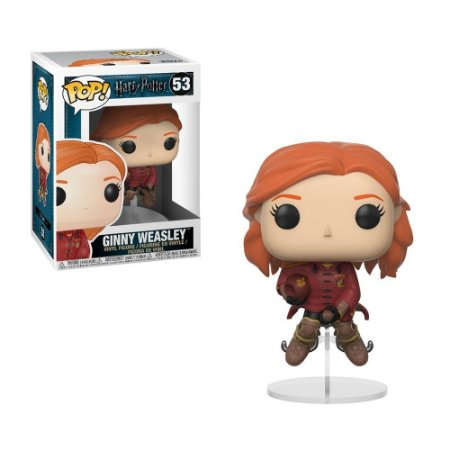Funko Pop! Movies - Harry Potter - Ginny Weasley on Broom 53