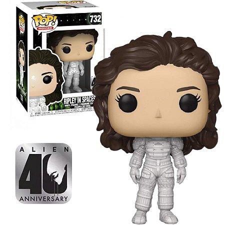 Funko Pop! Movies: Alien - Ripley in Spacesuit 732