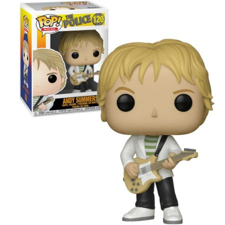 Funko Pop! Rocks: The Police - Andy Summers120