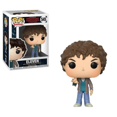 Funko Pop! Television: Stranger Things - Eleven 545