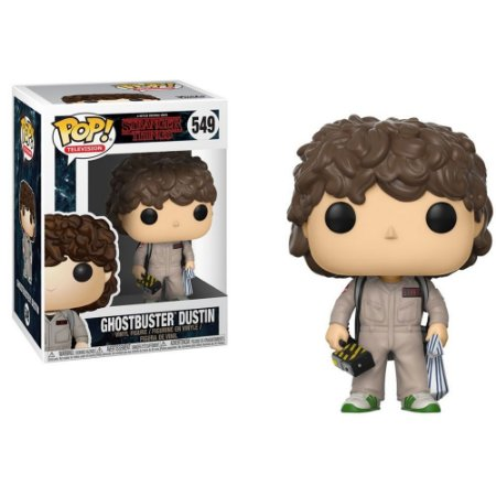 Funko Pop! Television: Stranger Things - Ghostbuster Dustin 549