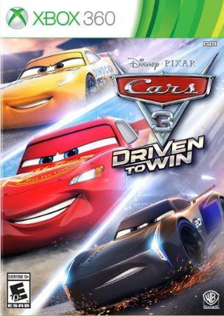 Xbox 360 Cars 3 Driven to Win