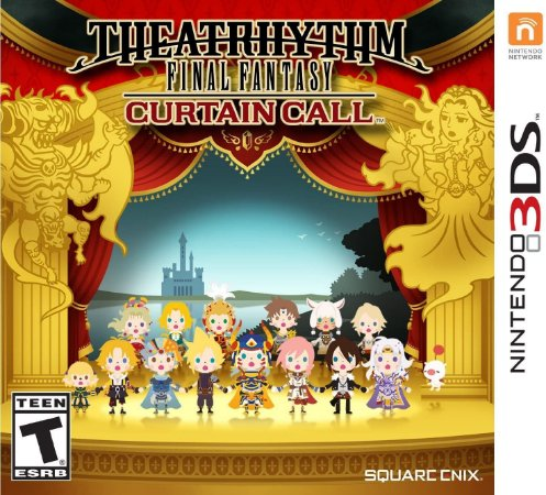 3DS Theatrhythm Final Fantasy Curtain Call