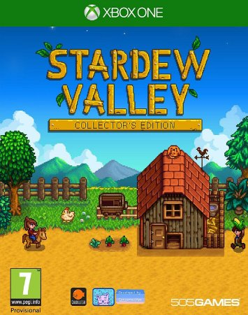 Xbox One Stardew Valley Collectors Edition