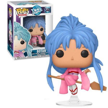 Funko Pop Animation: Yu Yu Hakusho - Botan 546